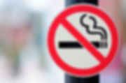 No Smoking Sign on a Post.jpg