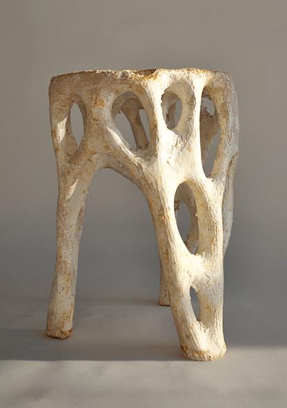 Fungul 3D printed chair