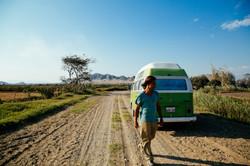 Crossing South America