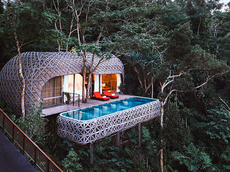Tribal inspired: the Thai Keemala resort