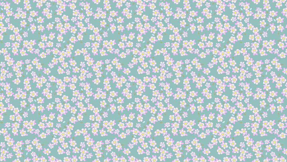 Rice.dk Minimal Flowers-blue.jpg