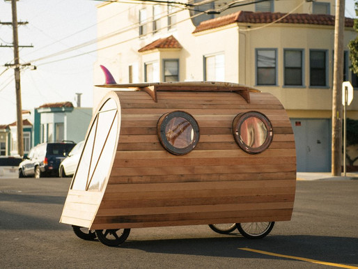 The moving wood-work of Jay Nelson