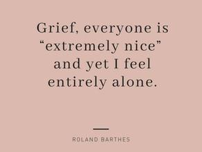 Grief paradoxes