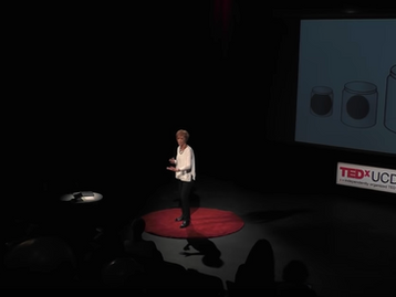 TEDx Talk: Grief, it's Complicated.....10% of the Time