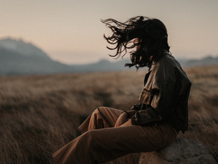 Meditatie: Het omarmen van pijn en verdriet door Fenja