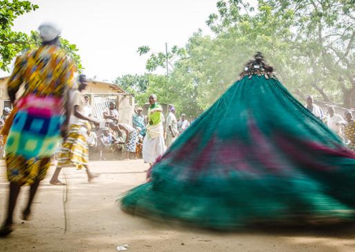 Lifting the veil of Vodoun