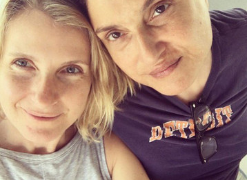 Repost: Elizabeth Gilbert on talking to our lost loved ones