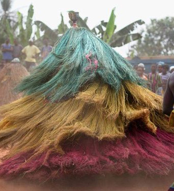 Pyramid Straw Costumes