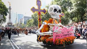 De dood. Hoe doen ze het in Mexico?