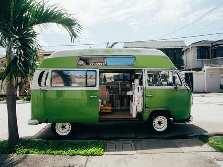 El Verde, a rolling home