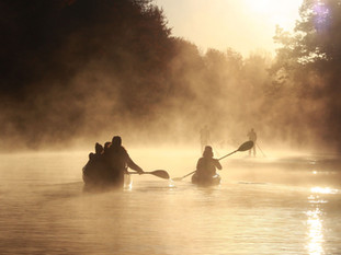 "Gedicht: ""In Black water Woods"""