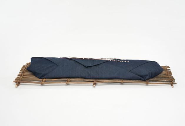 Denim Death Shroud from Wikkelgoed