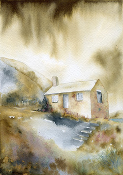 House by the Loch