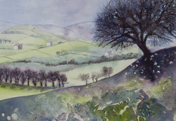 On Yorkshire's Hills