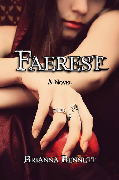 Faerest: A Novel (Paperback) [Signed Edition with Personalization!]