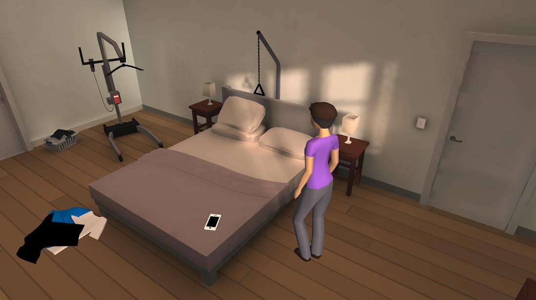 Naz's bedroom