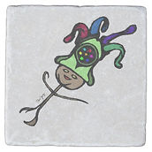 hybrid artwork, hybridartwork, artwork, images, cool artwork, cool, shaman, coaster, stick figure, plant, hat, creepy