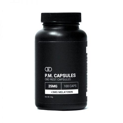 Infinite P.M. Capsules 25mg + 3mg Melatonin (30 cap)