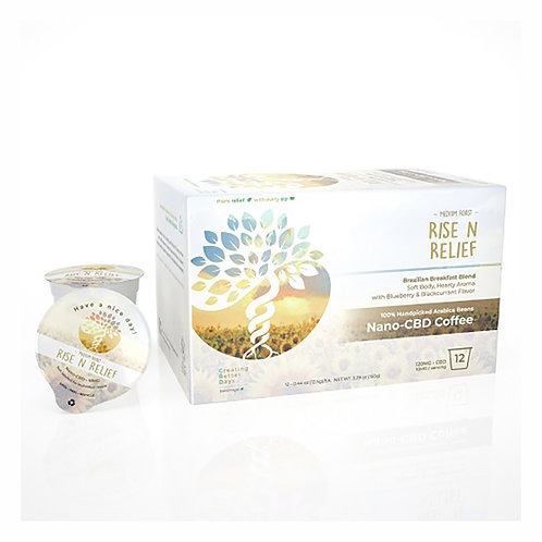 Creating Better Days Coffee Pods 120MG