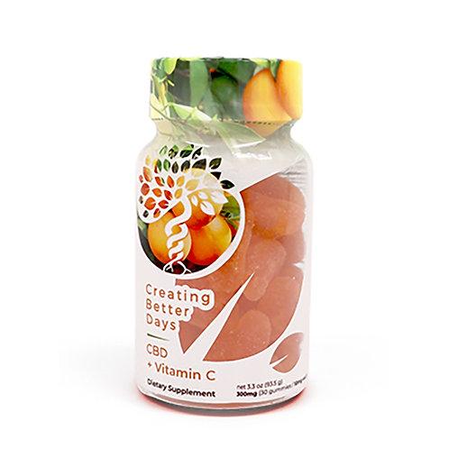 Creating Better Days Gummies + Vitamin C