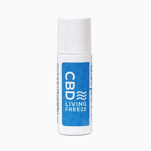 CBD Living Freeze Roll On - 300 mg