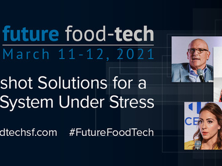Future Food-Tech unveils 19 innovators with moonshot-potential technologies