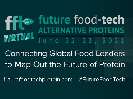 Future Food-Tech Alternative Proteins Virtual Summit