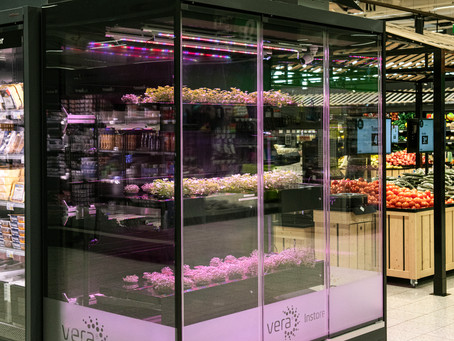 Ultra Fresh and Super Local : The Future of Indoor AgTech in Finland