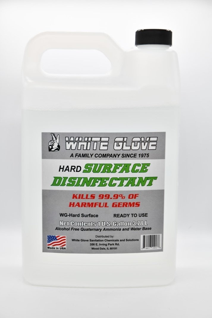 Hard Surface Disinfectant