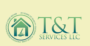 SPRING CLEANING 101 by T&T Services