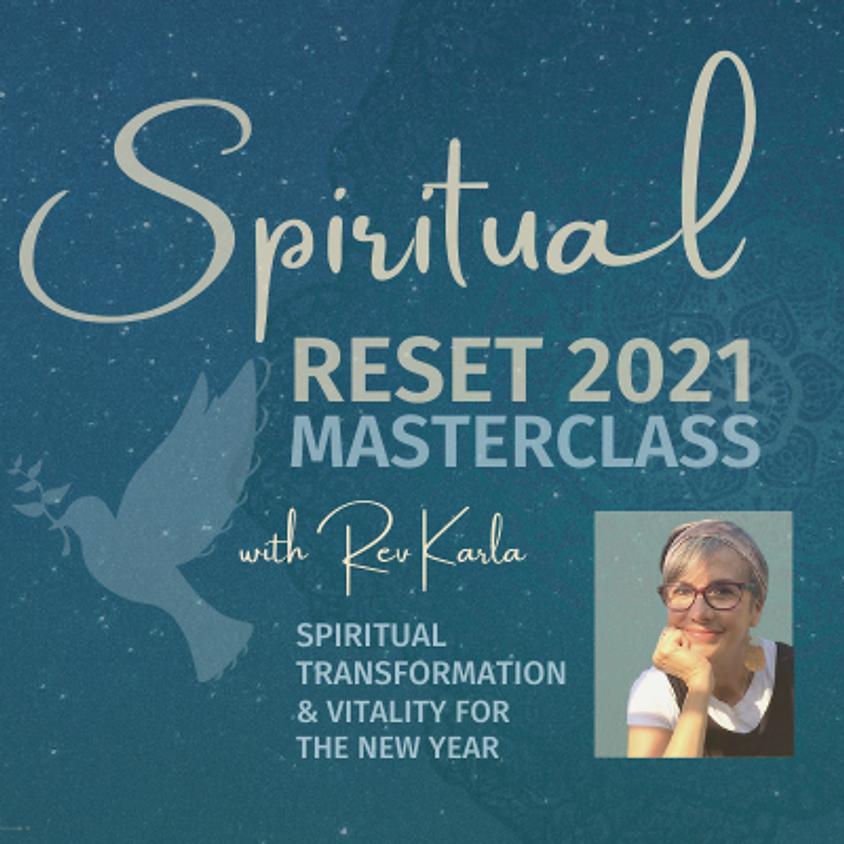 Spiritual Reset 2021 12/15