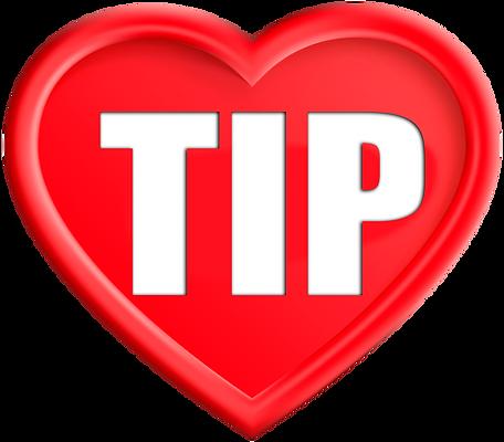 Tip for Milena