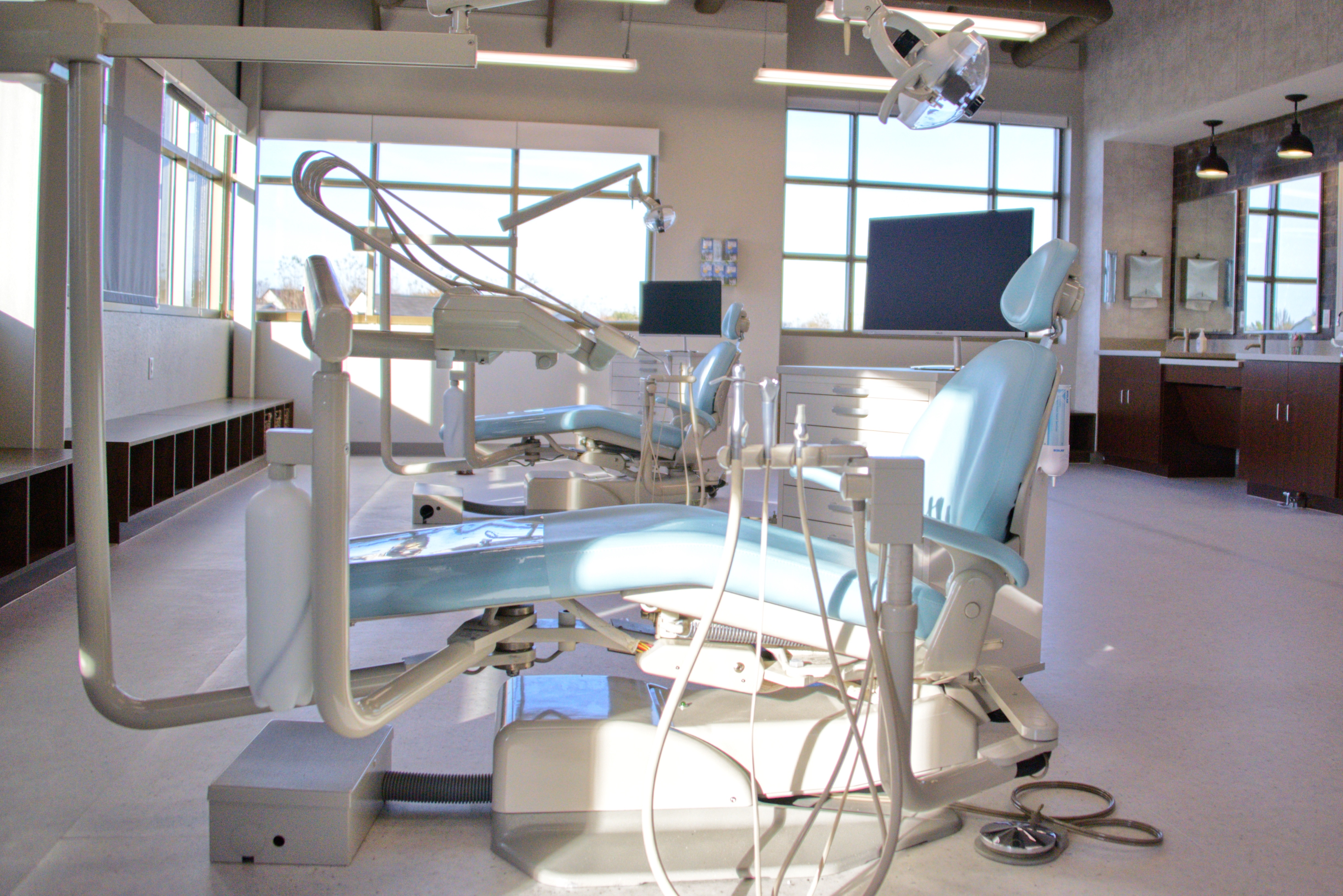 Treatment chair