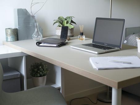 Avant-Après : notre mission Office & Home Organizing chez un particulier !