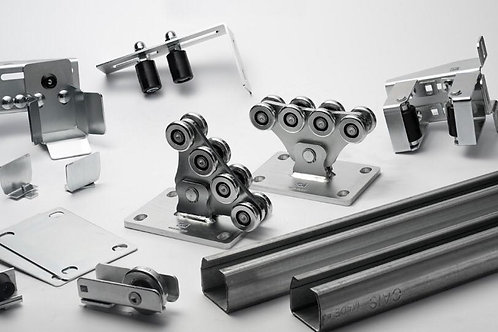 Trackless Cantilever Hardware Kit