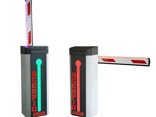 4 Meter Smart LED Boom Barrier