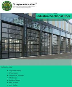 Industrial Sectional Door