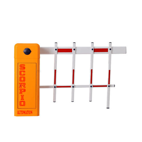 Two Fence  Heavy Duty Automatic Boom Barrier