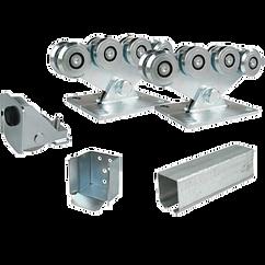 Cantilever gate wheel Kit