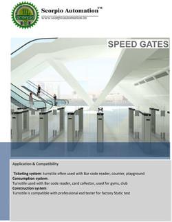 Speed Gate