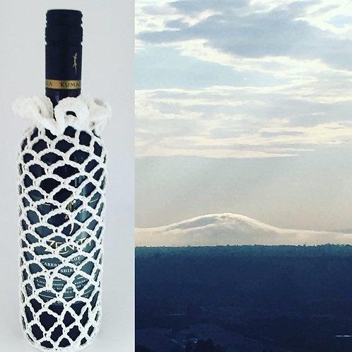 Wine Prosecco Bottle cover Crochet Patterns, digital