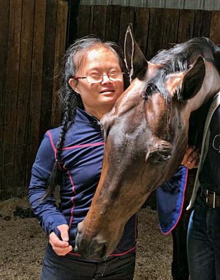 Multi- Disability/ Para Equestrian Class