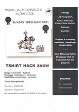 T-Shirt Hack Day- SADLY CANCELLED