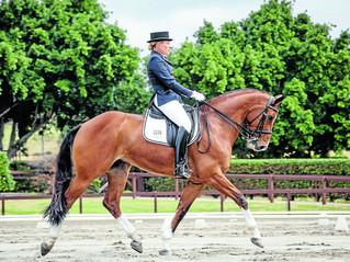Katina Smith named on Equestrian Australia's National Futures Squad