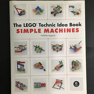 The Lego Technic Idea Book Simple Machines