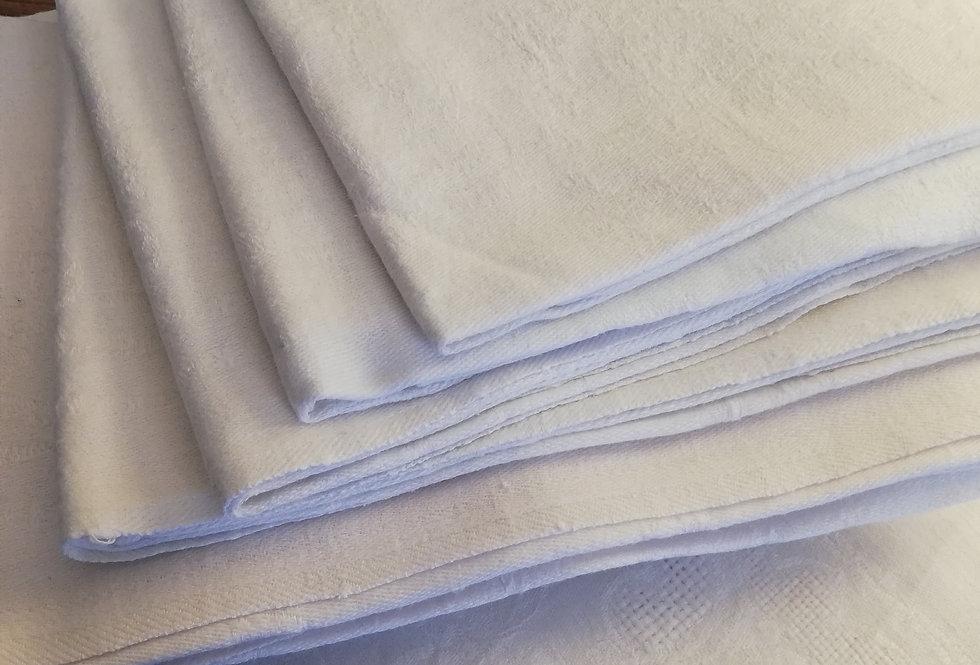 Grande nappe et 8 serviettes
