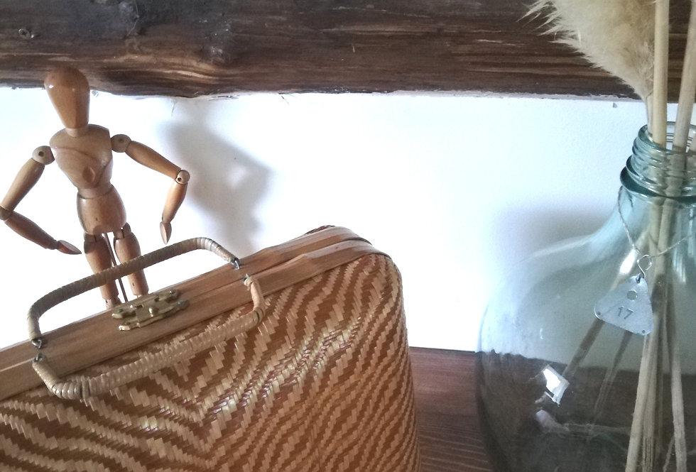 malette en osier