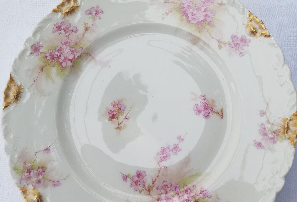 8 Assiettes Haviland