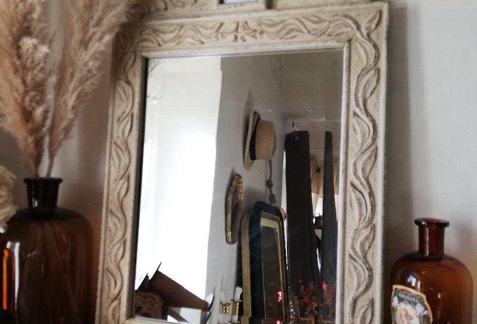 miroir shabby
