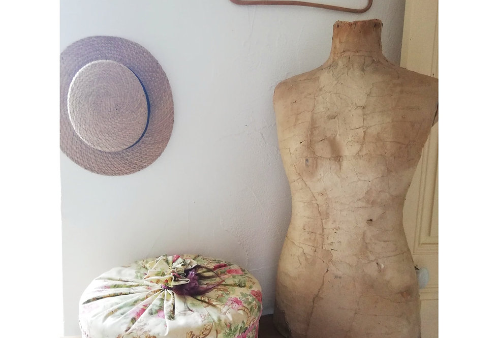 boite à chapeaux vintage